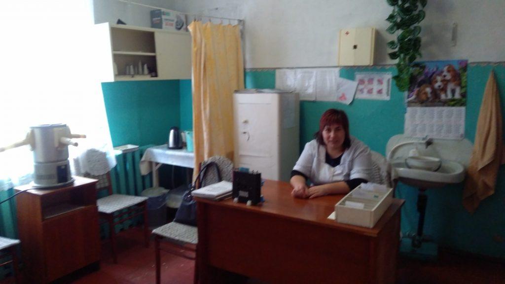 Фізіотерапевтичний кабінет