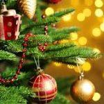 Привітання з Новим Роком та Різдвом Христовим