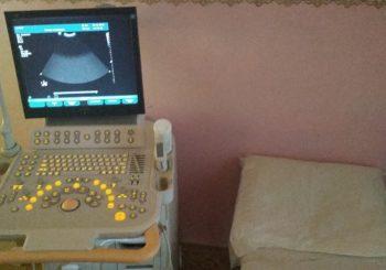 Придбано новий прилад для обстеження молочних залоз у жіночого населення та щитовидної залози
